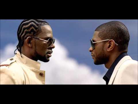 Usher vs R KellyConfession IgnitionDJ Dark Kent Mashup