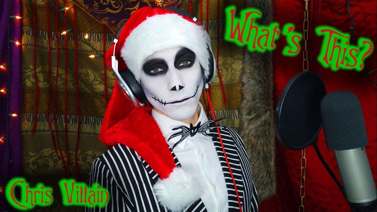 my christmas nightmare The nightmare before christmas, often promoted as tim burton's the nightmare before christmas, is a 1993 american stop motion musical fantasy film directed by henry selick and produced/co-written by tim burton.