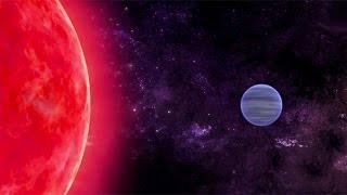 "Exoplanet Gliese 436b -  ""Warm Neptune"" GJ 436b"