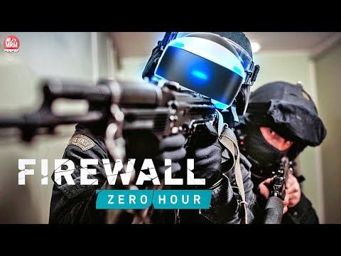 O MELHOR FPS MULTIPLAYER EM REALIDADE VIRTUAL || FIREWALL ZERO HOUR