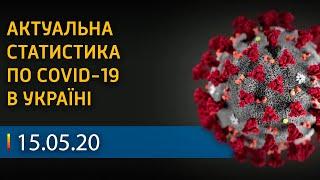 Коронавирус в Украине 15 мая СТАТИСТИКА Вікна Новини