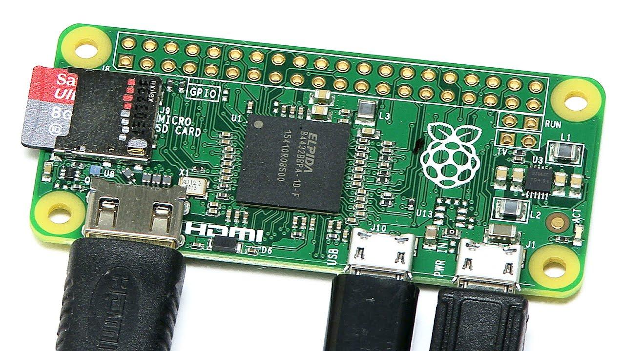 Connect a Raspberry Pi Zero with a USB Ultrasonic Sensor | MaxBotix Inc