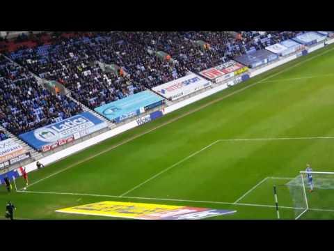 Wigan Athletic Vs Bristol City ( Aden Flint's match winner)