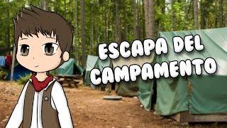 CAMP ESCAPE ? Roblox Escape Sommercamp auf Spanisch