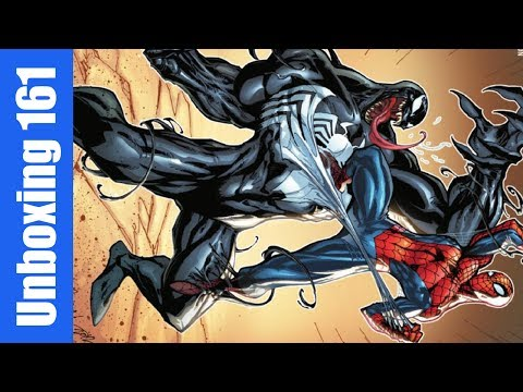 Superior Spider-Man #22, Infinity #6, Damian Son of Batman #2, more! Unboxing Wednesdays 161