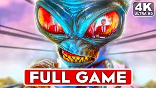 DESTROY ALL HUMANS REMAKE Gameplay Walkthrough Part 1 FULL GAME [4K 60FPS PC] - No Commentary