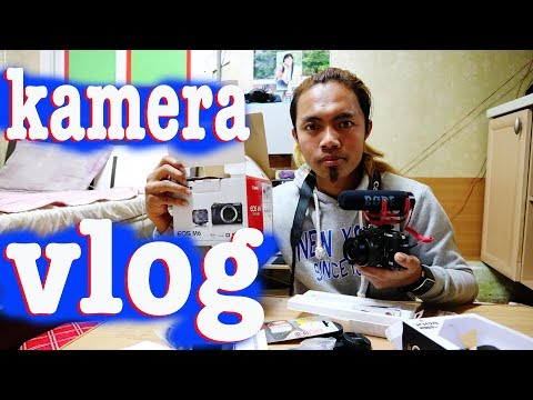 UNBOXING CANON EOS M6