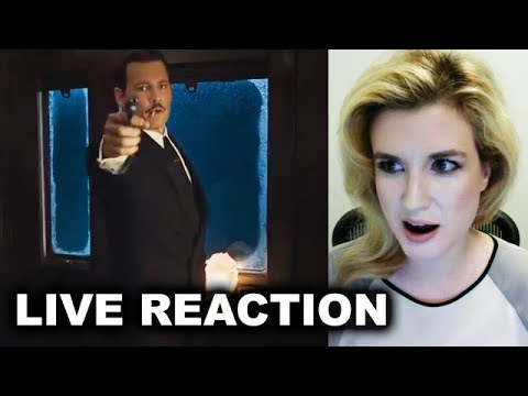 Murder on the Orient Express Trailer 2 REACTION