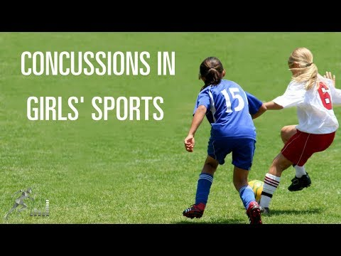 Take concussions in girls' sports seriously