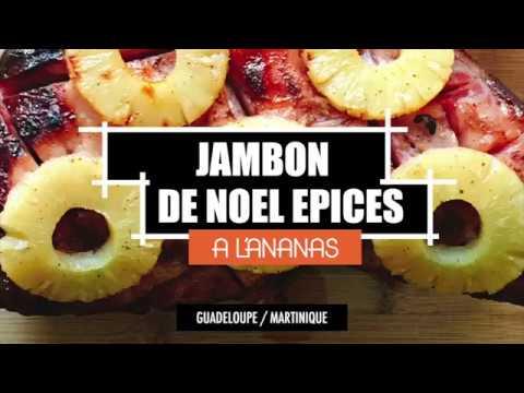 jambon-de-noël-épicés-à-l'ananas-|-cuizinelokal