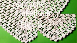 68 Tuch Häkeln Muster Cloth Scarf