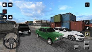 Parking School: Classics Driving - #2 New Car Unlocked | Car Simulator Games - Android GamePlay FHD