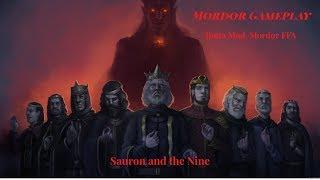 LOTR, ROTWK Botta Mod, Mordor Gameplay FFA