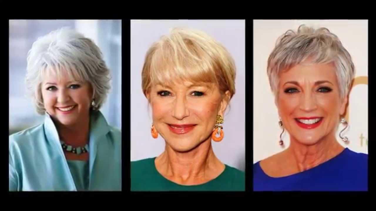 Frisuren Frauen Ab 60