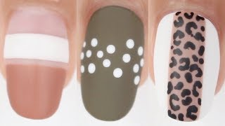 easy nail ideas! huge nail art compilation