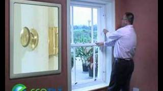 Energy Saving For Sash Windows - A Film For Architects