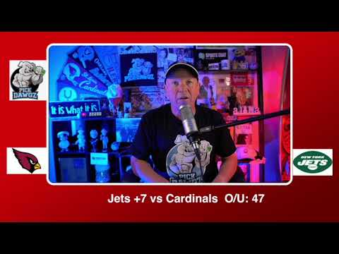 New York Jets vs Arizona Cardinals NFL Pick and Prediction Sunday 10/11/20 Week 5 NFL Betting Tips
