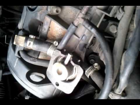 citroen fuel pressure diagram peugeot 406d8 pressure regulator leak - youtube daewoo fuel pressure diagram #8