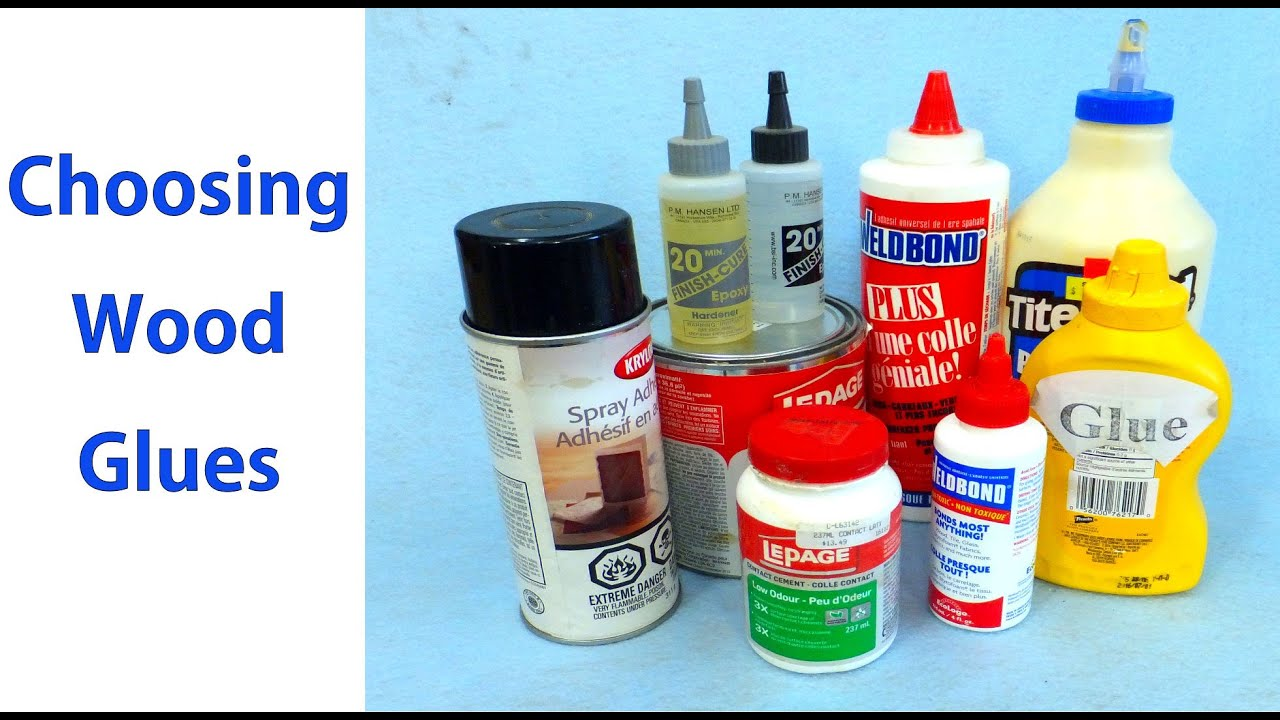 Best Glue For Mdf To Wood