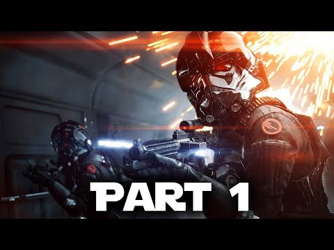 Star Wars Battlefront 2 Gameplay Walkthrough Part 1 - FIRST HOUR (Single Player Campaign) Full Game