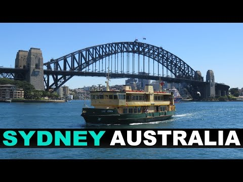 A Tourist's Guide to Sydney, Australia