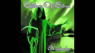 Children of bodom with downfall from the cd 'hatebreeder'.1. warheart (4:07)2. silent night, night (3:12)3. hatebreeder (4:20)4. bed razors (3:56)5....