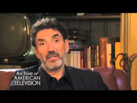 Chuck Lorre on working with Cybill Shepherd and Christine Baranski  EMMYTVLEGENDS.ORG
