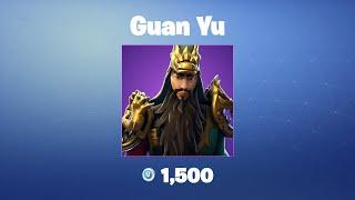 Guan Yu | Fortnite Outfit/Skin