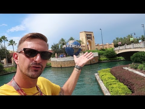 What Is City Walk At Universal Orlando Resort? | Full Walking Tour, Shops, Food Locations & More!