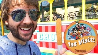 DISNEYLAND FIRST TIME TIPS & TRICKS & Must Do's!