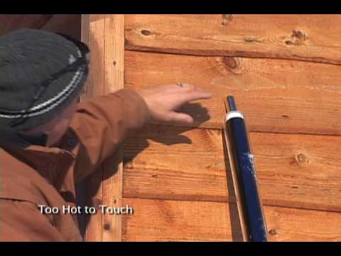 How a Solar Vacuum Tub Works