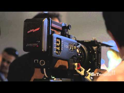 AJA Video Systems 4K Cion Camera at NAB 2014