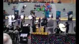 Reyburn Intermediate School at San Joaquin Valley Percussion Review (SJV)