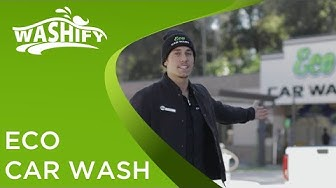 Washify | Customer Testimonial: Eco Car Wash