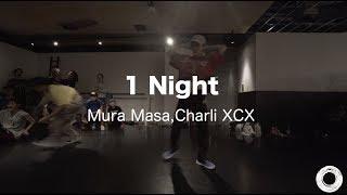 Ami 1 Night Mura Masa Charli XCX En Dance Studio SHIBUYA