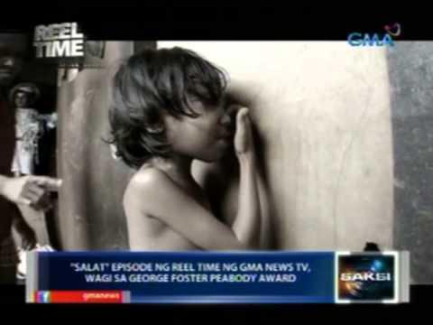 Saksi: 'Salat' episode ng Reel Time ng GMA News TV, wagi sa George Foster Peabody Award