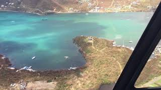 9/10/17 Aerial Footage of Coral Bay St John USVI and surrounding area after Hurricane Irma