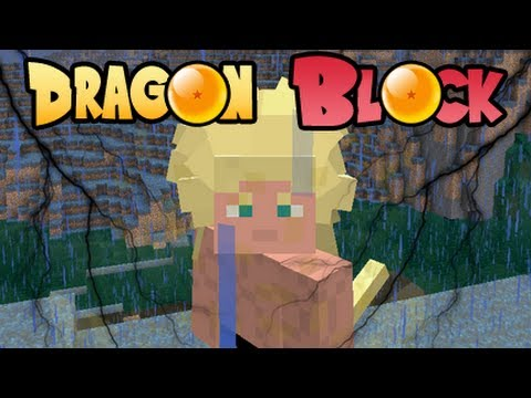 dragon block c how to become super