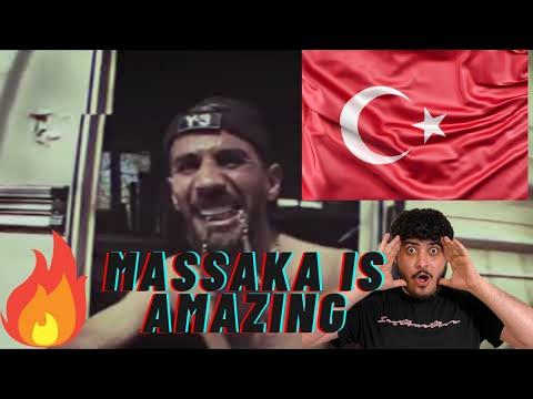 Massaka – Alfa (Official video) Reaction Turkish Rap