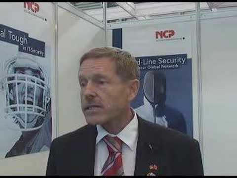 CeBIT Asia 2007: Interview with NPC