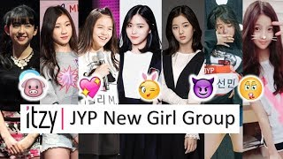 ITZY JYP New Girl Group (TWICE's Sister Group)