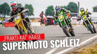 """""""Prakti-Kai"""" Haase: Supermoto IDM - so lief das erste Rennen auf Asphalt!"""