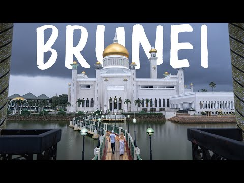 BRUNEI | OUR FIRST IMPRESSIONS and exploring the world's largest water village, KAMPONG AYER