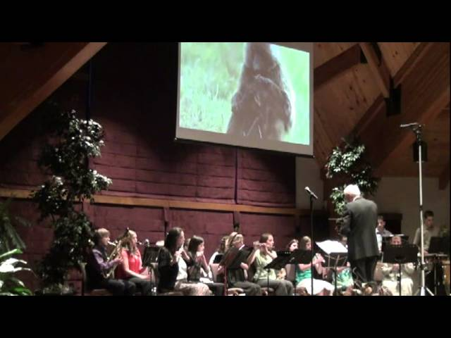 Serengeti performed by the Pikes Peak Home School Band