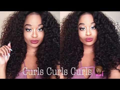 Indian Virgin Curly Hair Weave