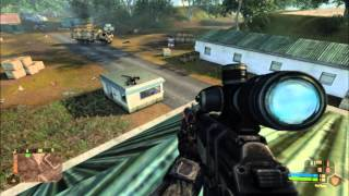 "Crysis Warhead Walkthrough ""Mission 7 - All The Fury"" [FIN]"