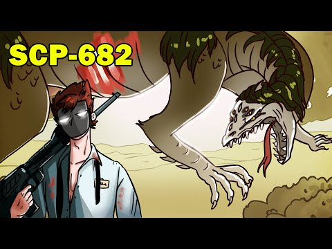 SCP 682 -