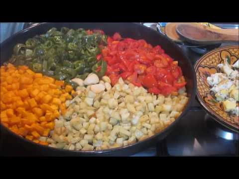 cuisine tunisienne youtube video
