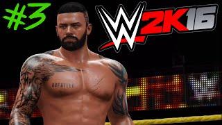 WWE 2K16 : Auf Rille zum Titel #3 [FACECAM] - KÄMPFEN BIS ZUM SCHLUSS !!
