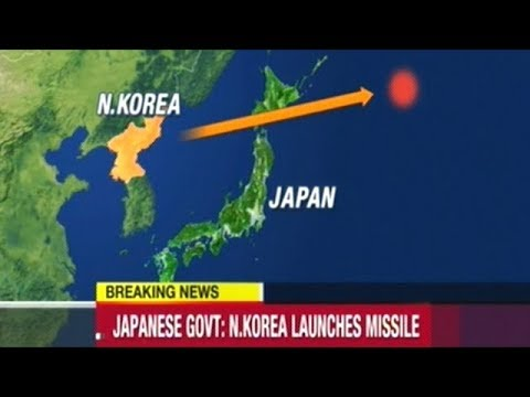 BREAKING! Japan Reporting North Korea Launched Missile That Flew Over Their Country!